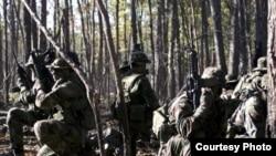 Pjesëtarët e SEAL-it