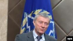 Генеральный секретарь Организации Договора о коллективной безопасности Николай Бордюжа.