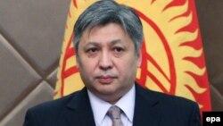 Эрлан Абдылдаев.