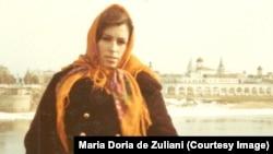 Мариолина Дориа де Дзулиани, Великий Новгород, 1972 год