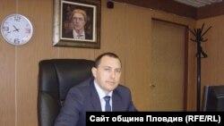 """Ральо Ралев, кмет на район """"Северен"""" в Пловдив"""