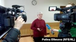 Нина Деева после решения суда