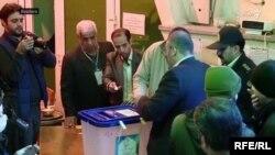 جریان انتخابات پارلمانی ایران