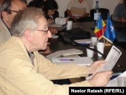 Nestor Ratesh, Sighet, 2007.