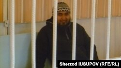 Рашод Камалов, сот залында. 24-февраль, 2015-жыл.