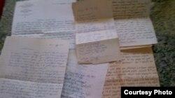 ოთარ ზალდასტანიშვილის წერილები