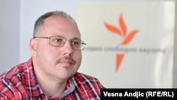 Nedim Sejdinović predsjednik Nezvinog društva novinara Vojvodine (NDNV)