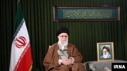 Али Хаменеи, 20-март, 2020-жыл.
