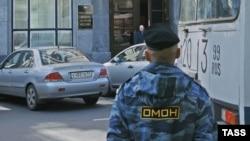 У нижегородского ОМОНа нашлось действительно особое назначение