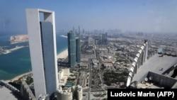 د متحده عربي اماراتو ابوظبي ښار
