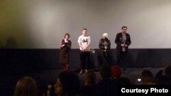 Нариман Алиев представляет свой фильм на 66-ом Берлинском кинофестивале
