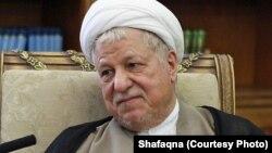 Keçmiş prezident Rafsanjani qızının hərəkətini sərt tənqid edib