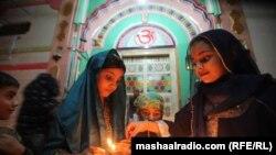 Припаднички на Хинду заедницата во Пакистан