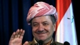 رئيس اقليم كردستان مسعود بارزاني