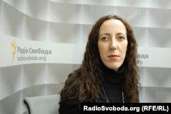 Юлія Сачук, координаторка руху FightForRight