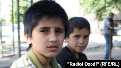 Таджикские дети. Иллюстративное фото.