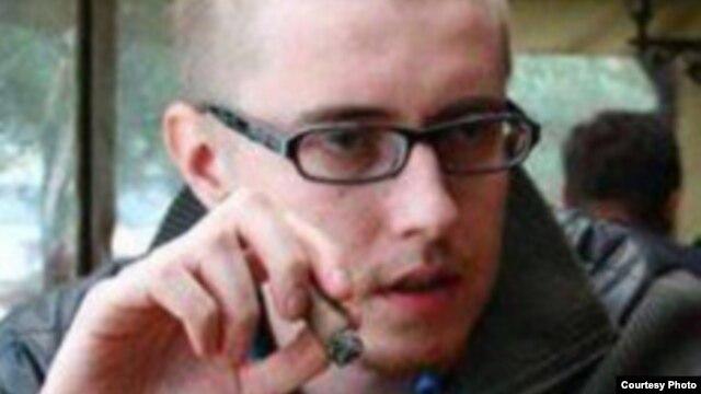 Russian fugitive Ilya Goryachev