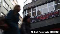 Brojač javne potrošnje, Sarajevo, januar 2012.
