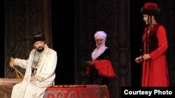 Кыргыз драма театры