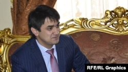 Rustam Emomali had headed a state financial oversight and anticorruption agency.
