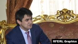 Рустам Рахмон
