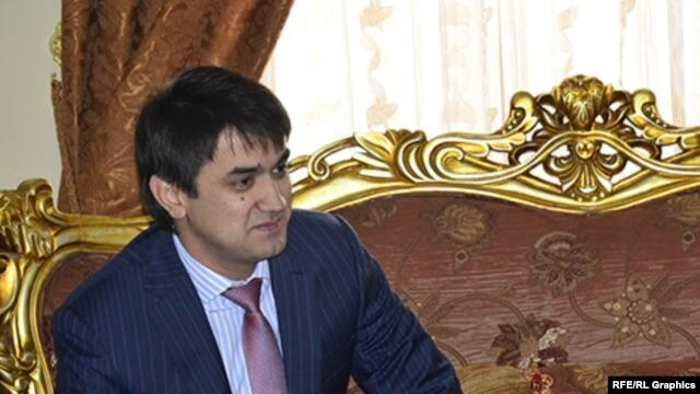 A constitutional amendment appears designed to enable 28-yaer-old Rustam Emomali to run for president in the next election in 2020.