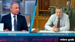 Например, с Дмитрием Козаком Путин совсем уж прощаться не стал