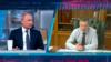 Președintele Federației Ruse Vladimir Putin și fostul vicepremier Dmitri Kozak