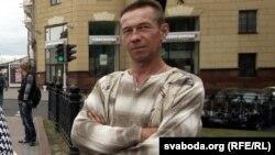 Андрэй Сурапін, бацька Антона Сурапіна