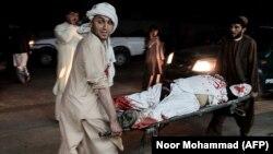 Sulmi në provincën Helmand.