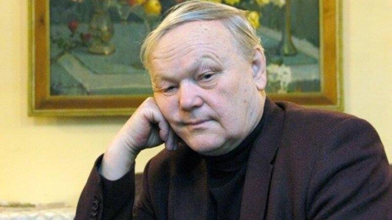 ЗМІ: помер поет Борис Олійник