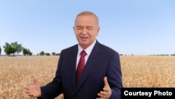 Президент Узбекистану Іслам Карімов