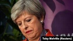 Британиянын премьер-министри Тереза Мэй.