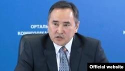 Вице-премьер әрі ауылшаруашылығы министрі Асқар Мырзахметов.