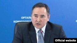 Министр сельского хозяйства Казахстана Аскар Мырзахметов.