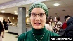 Әминә Бикбаева