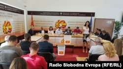 Државната изборна комисија (ДИК) го одредува редоследот на гласачките ливчиња за локалните избори 2016.