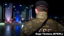 Pjesëtar i Forcës së Sigurisë së Kosovës