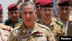 Міністр оборони Іраку Наджаль-Шаммарі