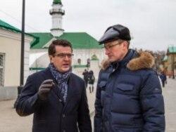 Марат Усманов Иске татар бистәсе турында