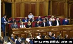 29 серпня Верховна Рада затвердила членів нового Кабміну – Оксана Маркарова знову очолила Мінфін