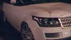 Рамил Миңнеханов машинасы кешене бәрдергәннән соң