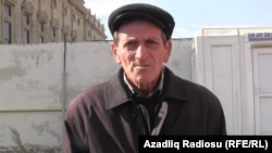 """""""Stroydetal"""" sakini Qəzənfər Hacıyev"""