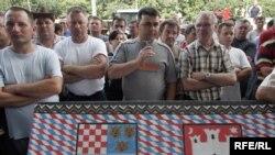 Sa jednog od prosvjeda u Hrvatskoj - ilustrativna fotografija, Autor: zoomzg