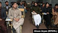 Owgan studentleri (illýustrasiýa suraty)