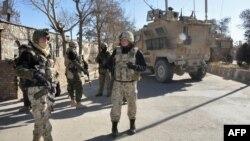 Силите на НАТО во Авганистан