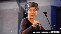 Саинхо Намчылак. Алматы, 7 маусым 2014 жыл.