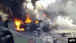 Война в Сирии. Иллюстративное фото