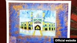 Таджикистан в рисунках русских детей