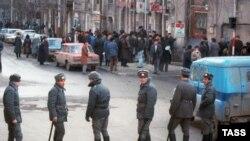 Баку, 1990 год